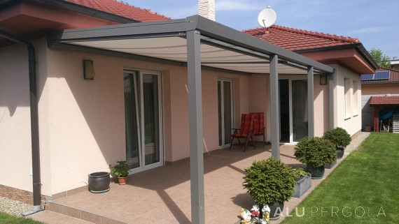 Pergola Gardendreams Legend + Woundwo Xlight, Leopoldov
