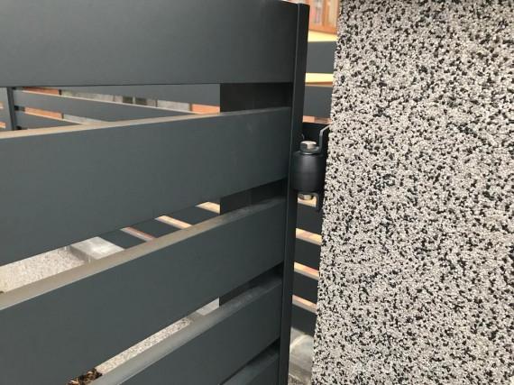 Aluminiumzäune und -tore RAND - Praha Chodov 2017